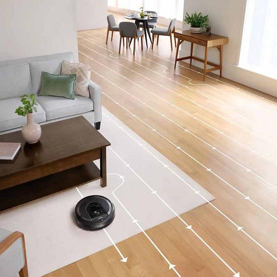iRobot หุ่นยนต์ดูดฝุ่นอัตโนมัติ รุ่น Roomba i7+
