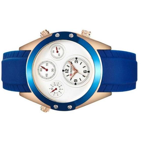Curren นาฬิกาข้อมือผู้ชาย รุ่น C8141 น้ำเงิน