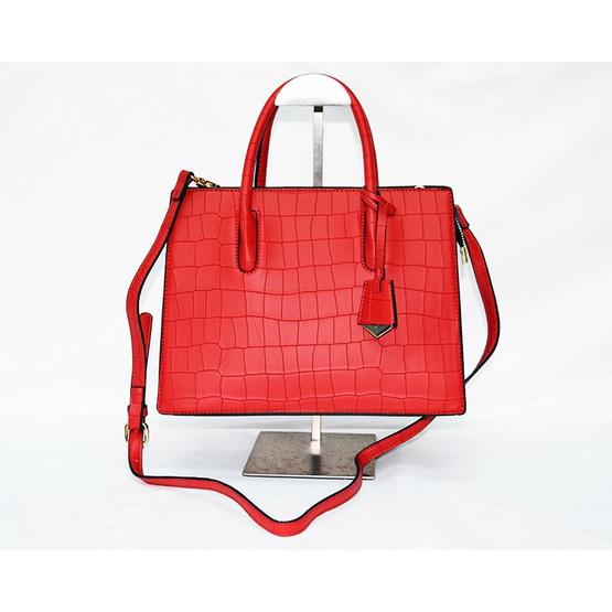 FQ&L กระเป๋า ( FAPBA-017-R9 ) สี RED