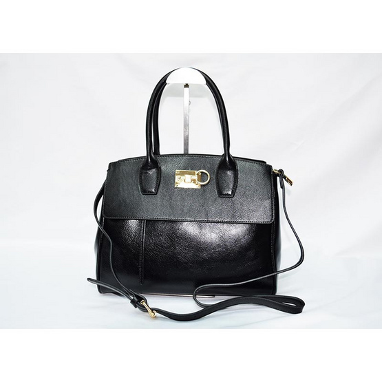 FQ&L กระเป๋า ( FAPBA-018-W9 ) สี BLACK