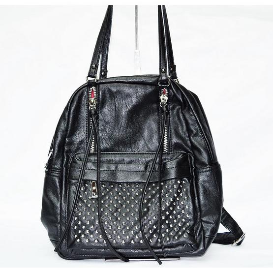 FQ&L กระเป๋า ( FAPBA-019-W9 ) สี BLACK