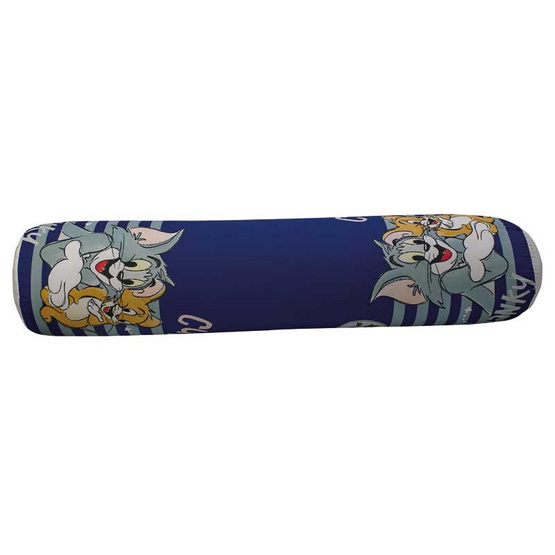 Satin หมอนข้างใยสังเคระห์ ขนาด  14 x  42 ลาย C138  Tom&Jerry