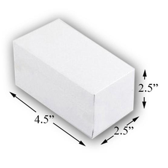 ตราสนคู่ กล่อง ชิ้น 2 ชิ้น 2.5x4.5x2.5 นิ้ว (1 แพ็ค 100 ชิ้น)
