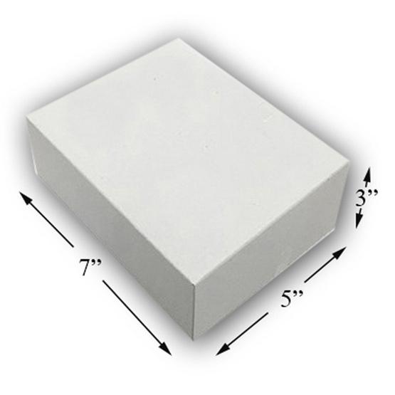 ตราสนคู่ กล่อง ชิ้น 5x7x3 นิ้ว (1 แพ็ค 100 ชิ้น)