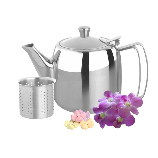 Zebra กาน้ำชา 1 ลิตร แถมที่กรองชา