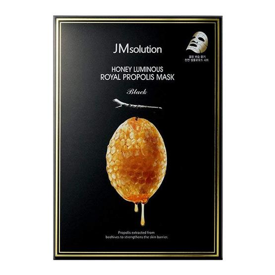 JM SOLUTION Honey Luminous Royal Proplis Mask มาส์กฮันนี่