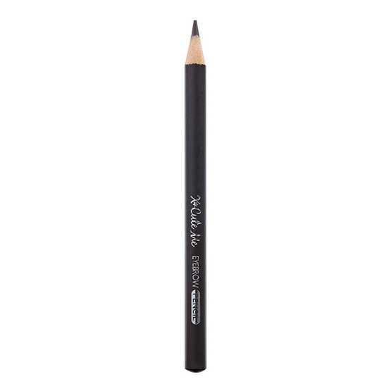 X cute me Artist eyebrow pencil #dark brown ดินสอเขียวคิ้ว