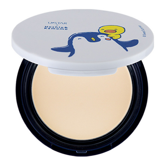 Ustar Matte Control Oil-Free Compact Foundation SPF20 PA ++ #Natural beige แป้งผสมรองพื้น