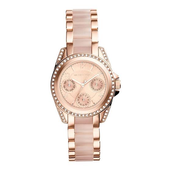 Michael MK6175 Ladies Michael Kors Mini Blair Watch [MCMK6175]