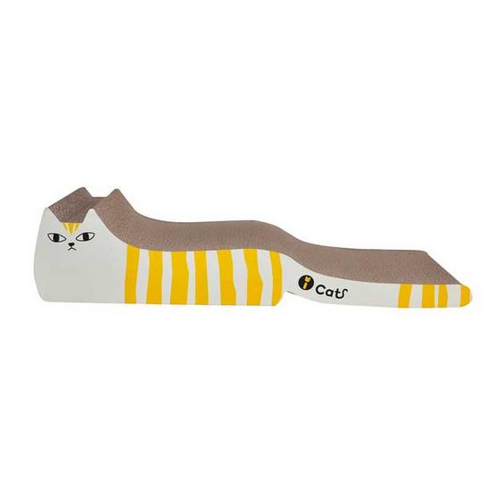 sukina petto อุปกรณ์ที่ลับเล็บแมว - แมวยาว (SY-460&461) -เขียว&เหลือง