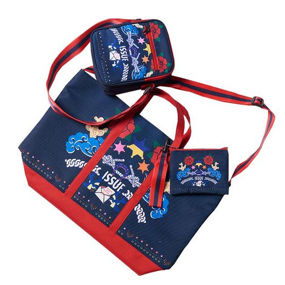 กระเป๋าเซ็ท 3 ชิ้น ออกแบบโดย ISSUE