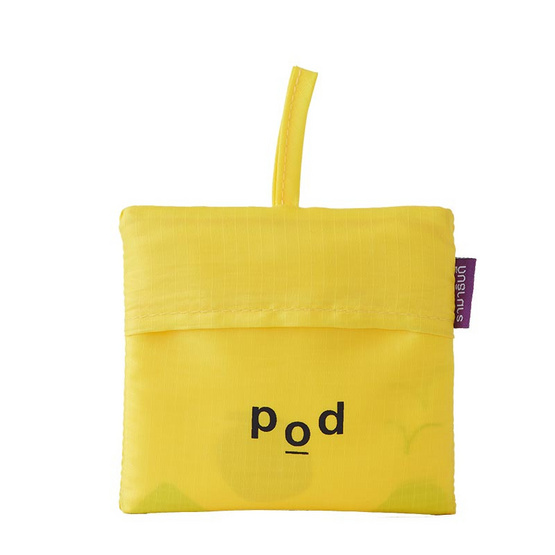 กระเป๋าผ้าพับเก็บได้ ออกแบบโดย ป๊อด โมเดิร์นด็อก