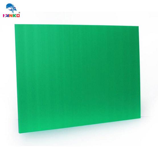 PANKO แผ่นฟิวเจอร์บอร์ด65x122ซม.หนา3มม. สีเขียวเข้ม