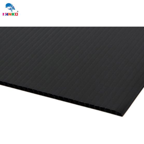 PANKO แผ่นฟิวเจอร์บอร์ด65x122ซม.หนา3มม. สีดำ