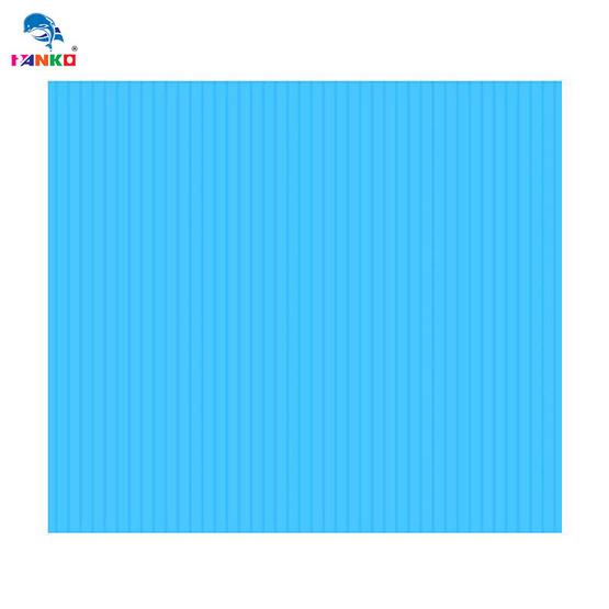 PANKO แผ่นฟิวเจอร์บอร์ด65x122ซม.หนา3มม. สีฟ้าอ่อน