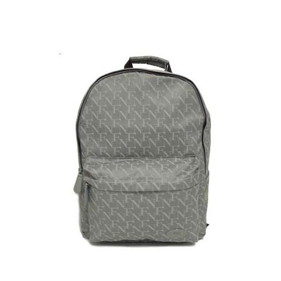 FN BAG BY FLYNOW กระเป๋าเป้ 1308-21-037-099 สีเทา