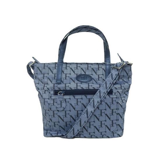 FN BAG BY FLYNOW กระเป๋าสำหรับผู้หญิง 1308-21-100-088 สีน้ำเงิน