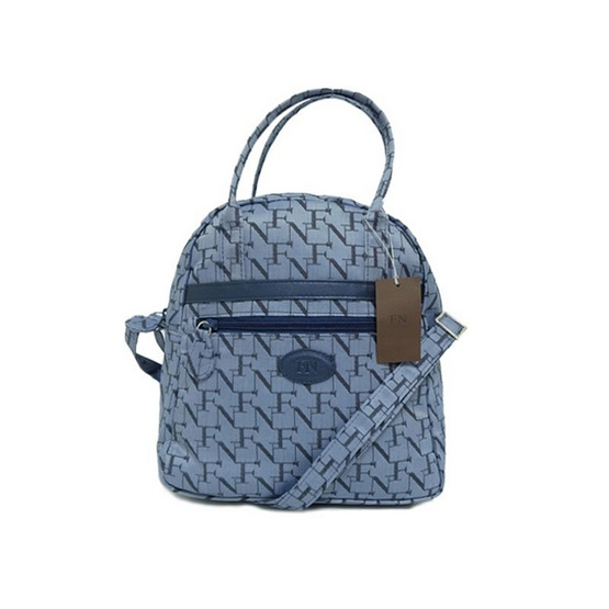 FN BAG BY FLYNOW กระเป๋าสำหรับผู้หญิง 1308-21-104-088 สีน้ำเงิน
