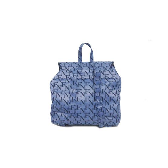 FN BAG BY FLYNOW กระเป๋าเป้ 1308-21-019-088 สีน้ำเงิน