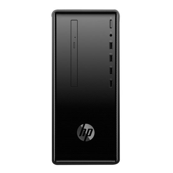 HP คอมพิวเตอร์ 190-0502d Black