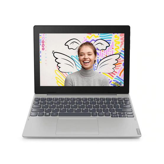Lenovo โน๊ตบุ้ค Ideapad D330-10IGM LTE CDC N4000 4G 128G W10 1Y Mineral Grey