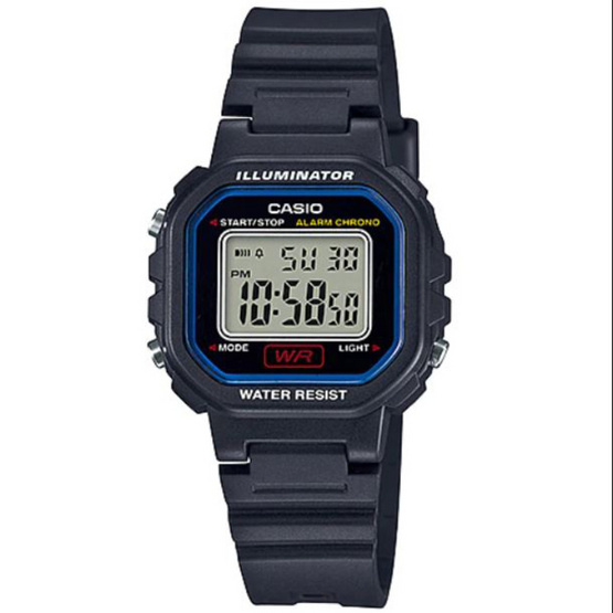 Casio นาฬิกาข้อมือหญิง LA-20WH-1C