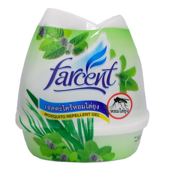 Farcent เจลตะไคร้หอมไล่ยุง 200กรัม (แพ็ค3)