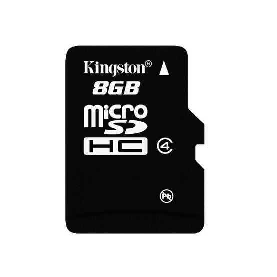 Kingston เมมโมรี่ MicroSD 8GB