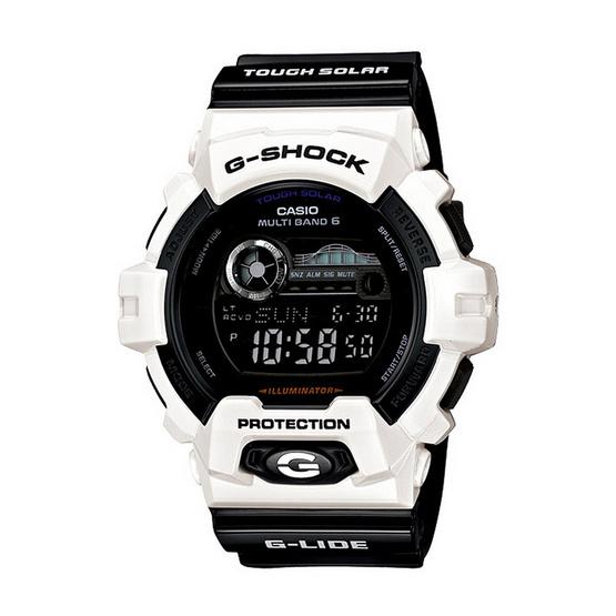 CASIO G-SHOCK นาฬิกาข้อมือ รุ่น G-Lide Series GWX-8900B-7DR
