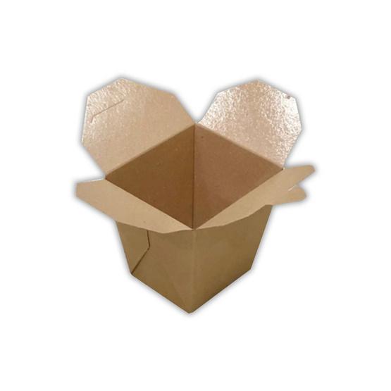 ตราสนคู่ กล่องบะหมี่ take away 25ชิ้น x 8แพ็ค (ยกลัง)