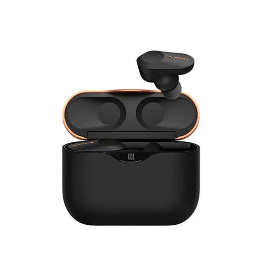 Sony หูฟังบลูทูธแบบ True Wireless รุ่น WF-1000XM3