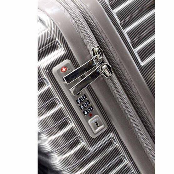 chartonTstudio กระเป๋าเดินทางล้อลากขนาด 24 นิ้ว 4ล้อหมุน360องศา ABS44504