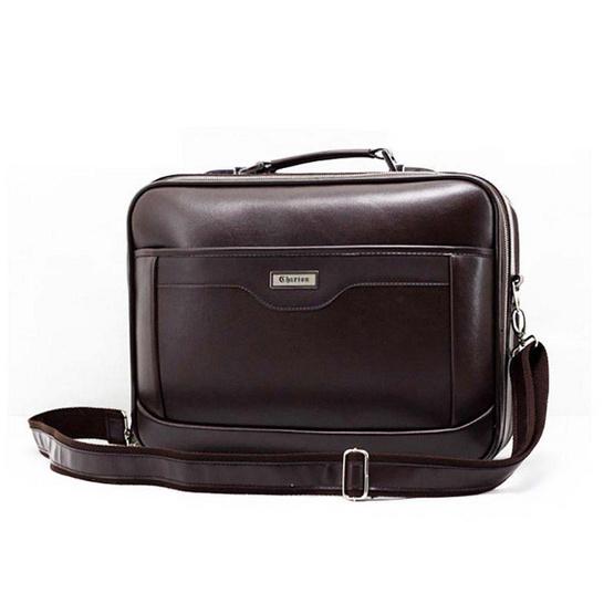 chartonTstudio กระเป๋าเอกสาร กระเป๋าสะพายไหล่ size L  44451
