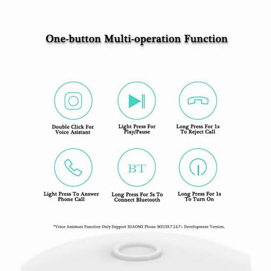 Xiaomi หูฟังบลูทูธแบบข้างเดียว รุ่น Mi Mini