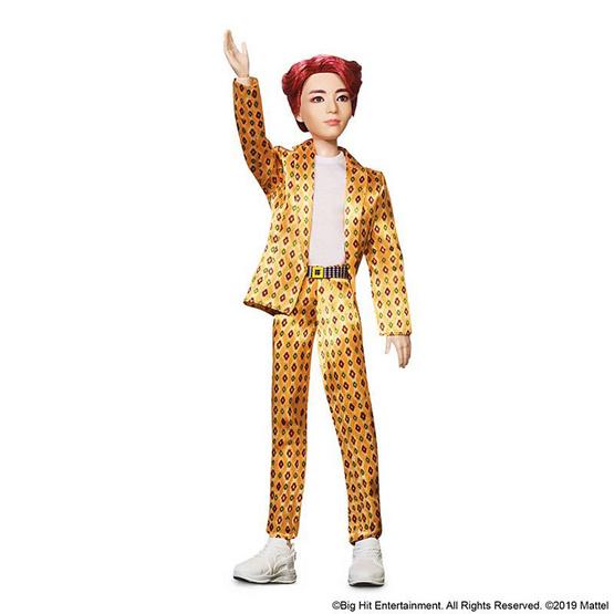 BTS Jung Kook Idol Doll