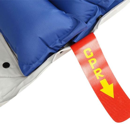 Agesup ที่นอนลม เตียงลม สีฟ้า รุ่น AL5001 กันแผลกดทับ แบบลอน