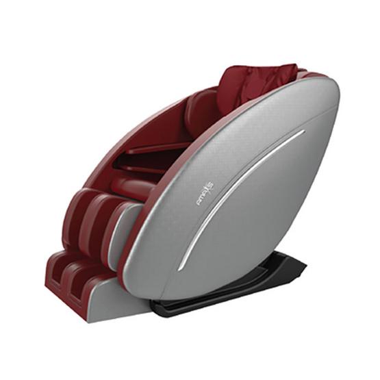 Amaxs เก้าอี้นวดไฟฟ้า รุ่น PRIME 301 สีแดง-เงิน