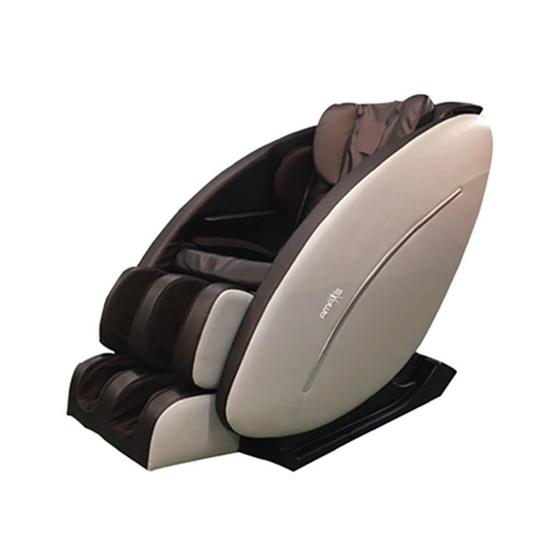Amaxs เก้าอี้นวดไฟฟ้า รุ่น PRIME 301 สีน้ำตาล-เทา
