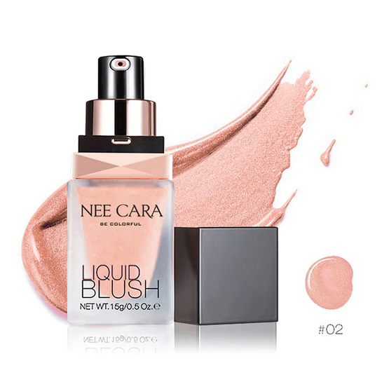 NEE CARA LIQUID BLUSH 15g