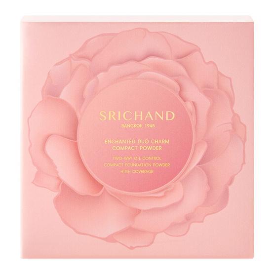 Srichand Enchanted Duo Charm Compact Powder