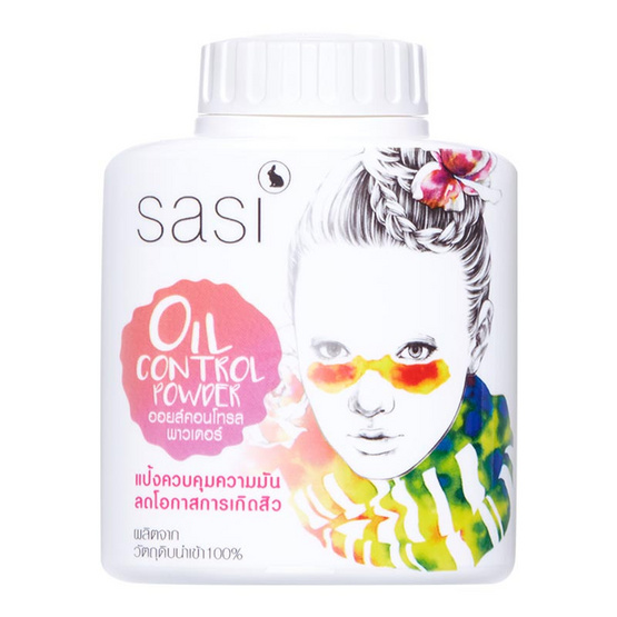 sasi Oil Control Powder 30g