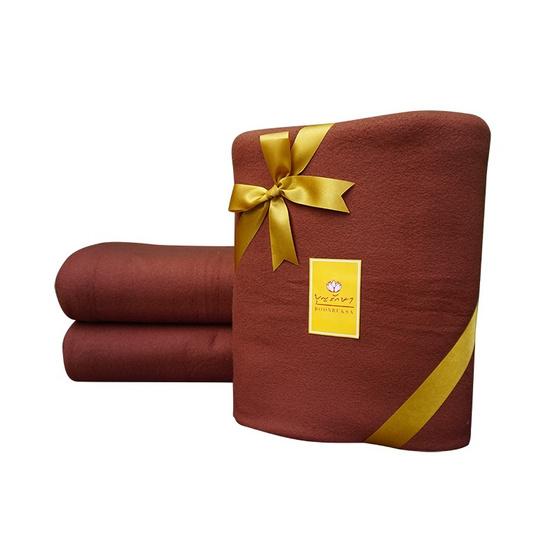 Boonruksa บุญรักษา ผ้าห่มโพลีเอสเตอร์ (1ผืน)