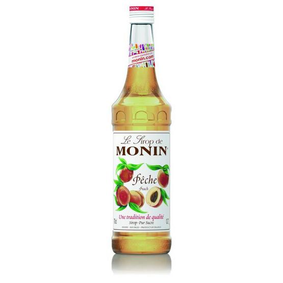 โมนิน พีช ไซรัป  700 มล.