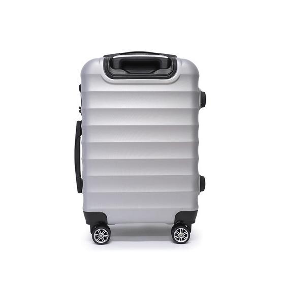 Romar Polo Plus กระเป๋าเดินทาง ABS 4 ล้อคู่ 360 รุ่น 8825 - ขนาด 20 นิ้ว