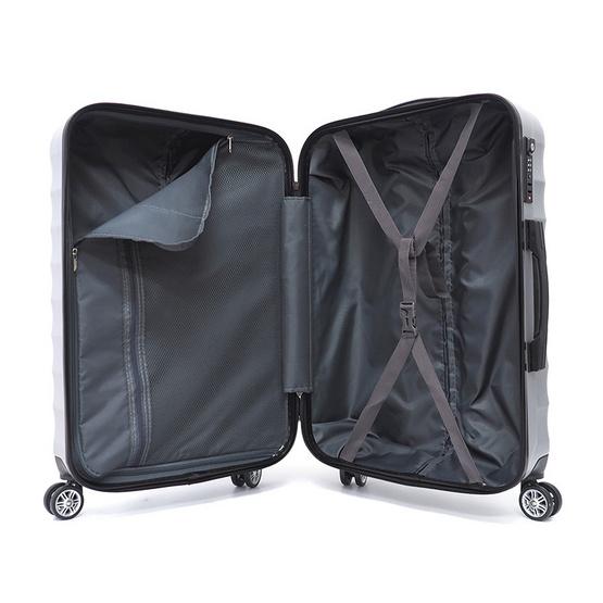Romar Polo Plus กระเป๋าเดินทาง ABS 4 ล้อคู่ 360 รุ่น 8825 - ขนาด 25 นิ้ว