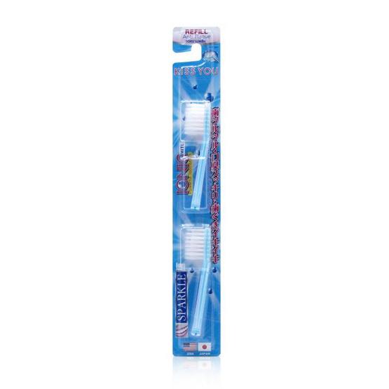 Sparkle Refill Ionic หัวแปรงสีฟัน พลังไอโอนิค สีฟ้า SK0297