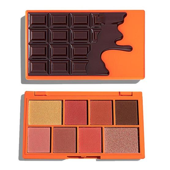 Makeup Revolution I Heart Revolution Choc Orange Mini