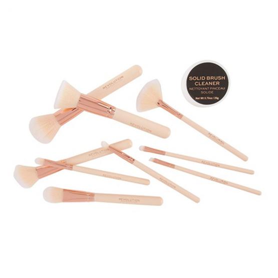 Makeup Revolution Brush Collection 2019