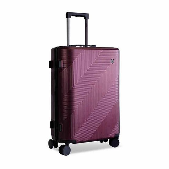 Rollica กระเป๋าเดินทาง ขนาด 28 นิ้ว รุ่น LINER SONARแดง