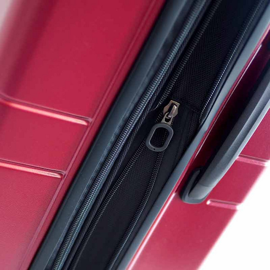 Rollica กระเป๋าเดินทาง ขนาด 24 นิ้ว รุ่น  VELO LINERแดง